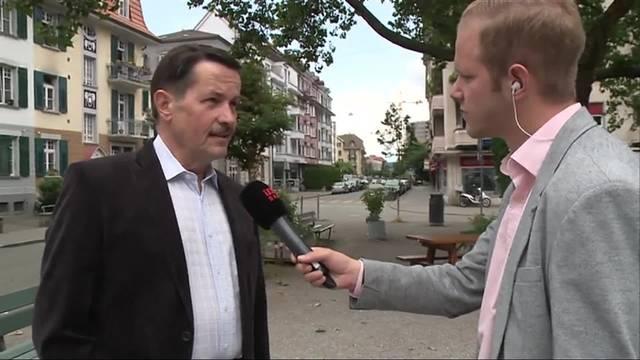 Leistpräsident Thomas Ingold ist gegen das Projekt «dr nöi Breitsch»