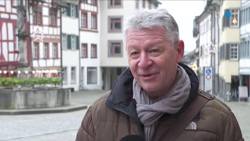 Gewählt: Hans Mäder ist Stadtpräsident von Wil