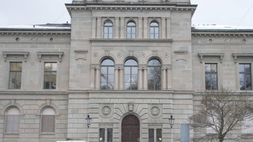 Das Zuger Regierungsgebäude: Der Kanton hat 2020 die Kultur mit 2 Millionen Franken für coronabedingte Ausfälle entschädigt. (Archivaufnahme)