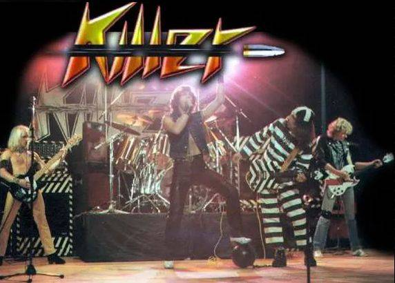 Ende 1982 waren Killer Vorband von Motörhead auf deren Deutschland- und Schweiz-Tournee