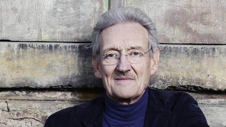 Schriftsteller Christian Haller ist zum Glück vor der Grenzschliessung noch nach Deutschland zu seiner Partnerin gehastet. Nur Schweizer Boden konnte der Pendler seither nicht mehr betreten.