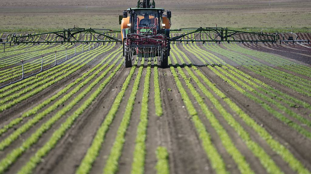 Komitee «2x Ja» wirbt für eine ökologischere Landwirtschaft