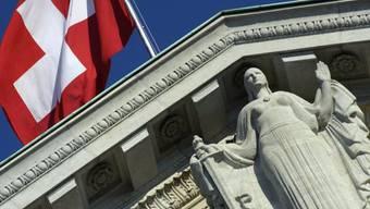 Das Bundesgericht in Lausanne urteilte über einen Fall in dem eine Frau zur Furie wurde und einen Beamten attackierte. (Archiv)