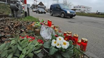Unfall in Zofingen