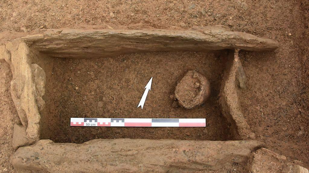 Archäologen finden jungsteinzeitliche Gräber in Pully