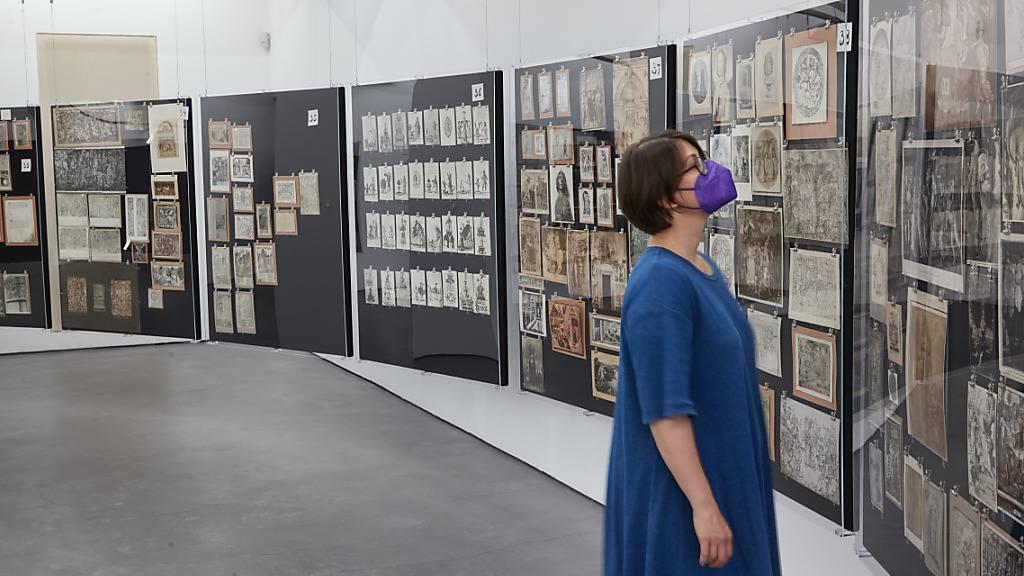 Aby Warburgs berühmter Bilderatlas kommt zurück nach Hamburg