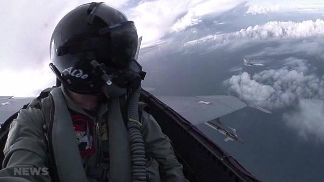 Umstrittene F/A-18 Aufrüstung