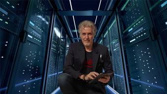 «Wir müssen künstliche Intelligenzen so programmieren, dass sie für uns kontrollierbar bleiben», sagt Thrillerautor Frank Schätzing (60). Paul Schmitz