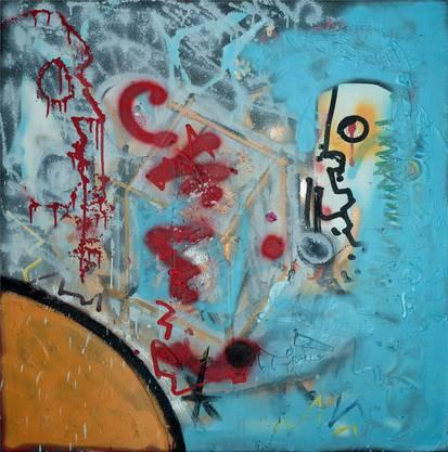 Abbilder einer furchtlosen, getriebenen Frau: «Chichimoya misses Balubalubi» der Basler Künstlerin Betha Sarasin.