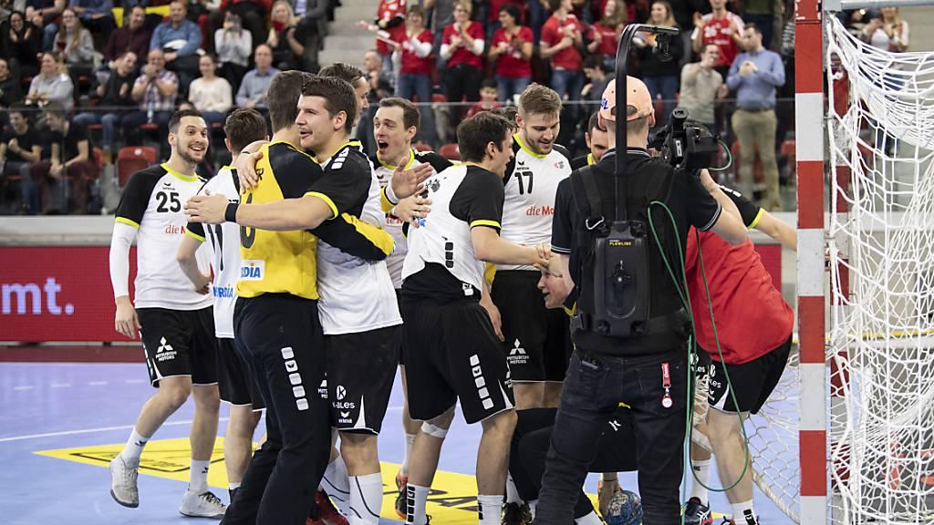 Die Schweiz schlägt am Yellow-Cup Titelverteidiger Tunesien