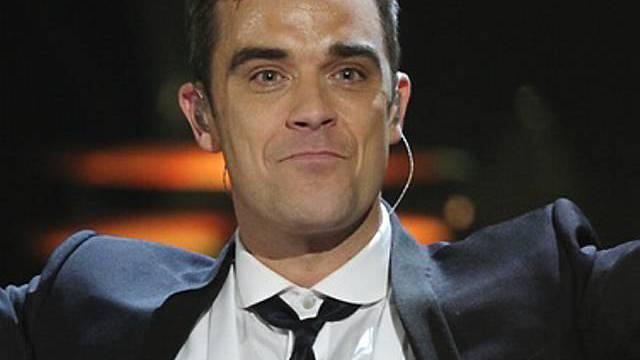 Robbie Williams will sich einen Waschbrettbauch antrainieren