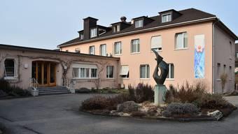 Die Lukas-Klinik in Arlesheim.