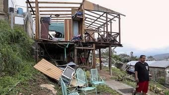 """Nach den Stürmen """"Irma"""" und """"Maria"""" profitierten Bewohner karibischer Inseln von Versicherungsleistungen."""