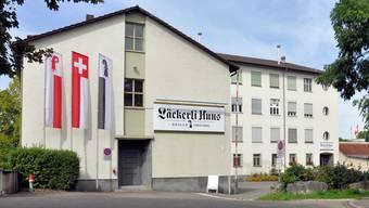 Brachte den Stein ins Rollen: das alte Läckerli-Huus-Areal in Münchenstein.