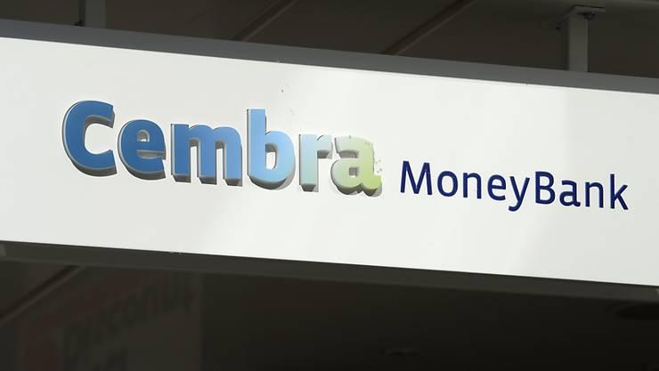 Cembra Money Bank übernimmt Cashgate. (Archiv)
