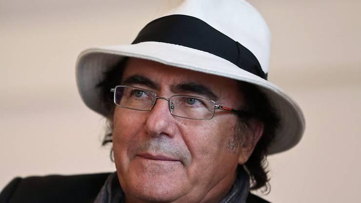 Der italienische Sänger Al Bano hatte zwar keinen Herzinfarkt, ihm musste aber ein Stent eingesetzt werden. Er soll schon bald wieder aus dem Spital entlassen werden. (Archivbild)