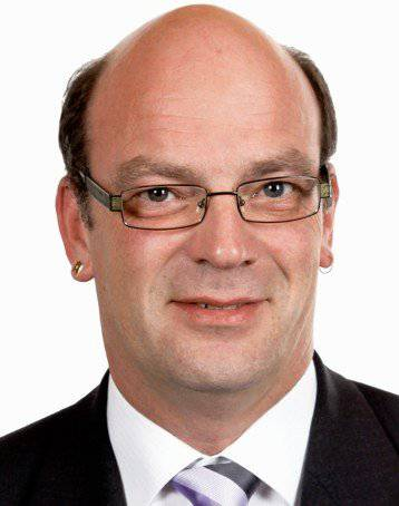 Rolf Huber, Gemeindepräsident von Oberriet. (St.Galler Tagblatt Archiv)