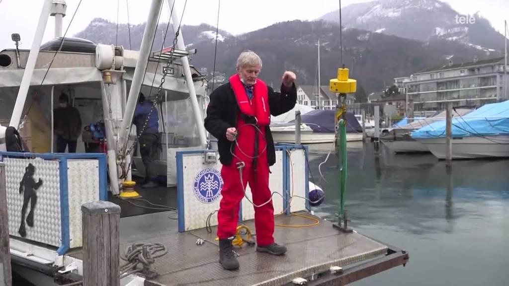 Der Unterwasser-Tüftler