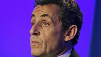 Der ehemalige Präsident Frankreichs, Nicolas Sarkozy (Archiv)