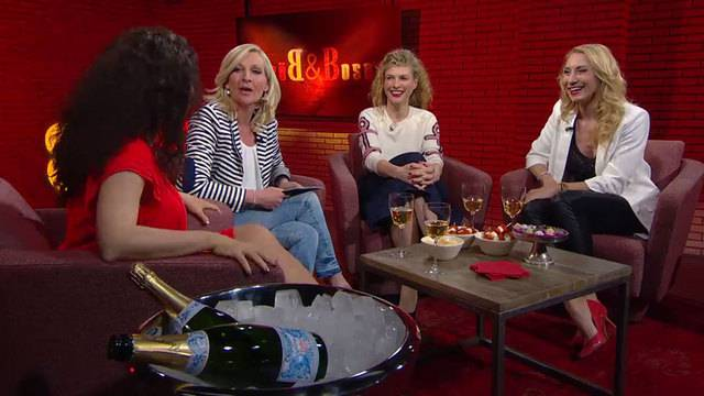 TV-Frauenklatsch aus der Promiwelt
