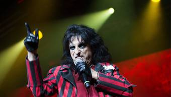 Alice Cooper an der Avo Session