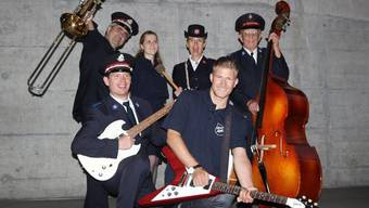 Die Heilsarmee-Band, welche die Schweiz am ESC in Malmö vertreten soll