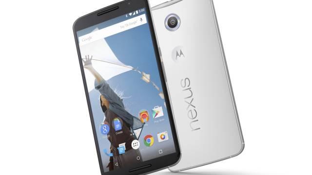 Google präsentiert das neue Nexus 6 Smartphone