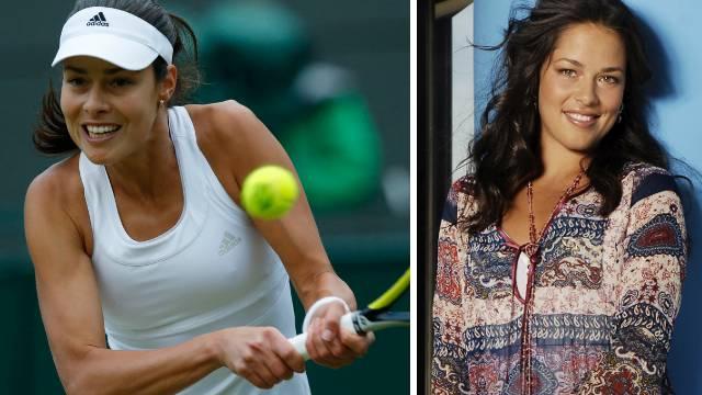 Müsste sie wählen, würde sich Tennisspielerin Ana Ivanovic für ihren Landsmann Novak Djokovic entscheiden und nicht für Roger Federer – obwohl sie ihn bewundert.