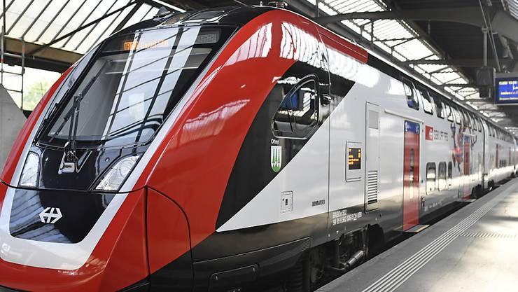 Die Zug-Sparte gilt als werthaltigster Teil des Konzerns – wenngleich auch sie mit operativen Schwierigkeiten kämpft. (Archivbild)
