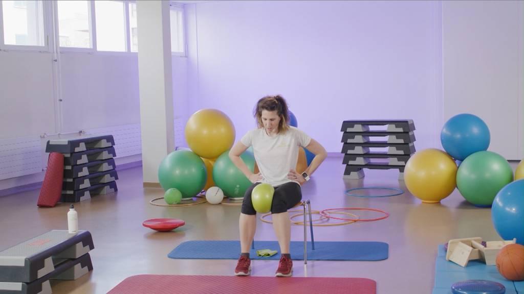 «Gymnastik im Wohnzimmer» vom 12. Oktober