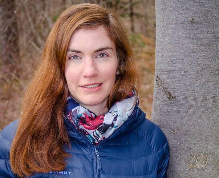 Jacqueline von Arx, Geschäftsführerin Pro Natura Graubünden. Bild: zVg