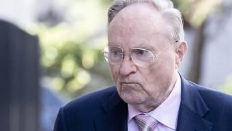 Das Bezirksgericht Uster hat Dignitas-Gründer Ludwig A. Minelli vollumfänglich freigesprochen. (Archivbild)