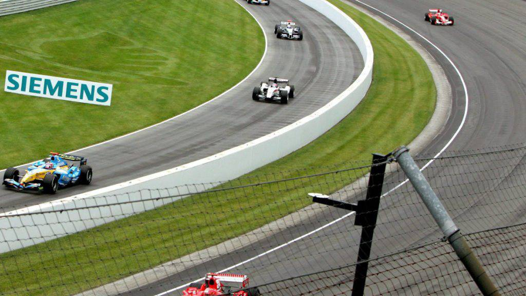 Die Formel-1-Farce von Indianapolis