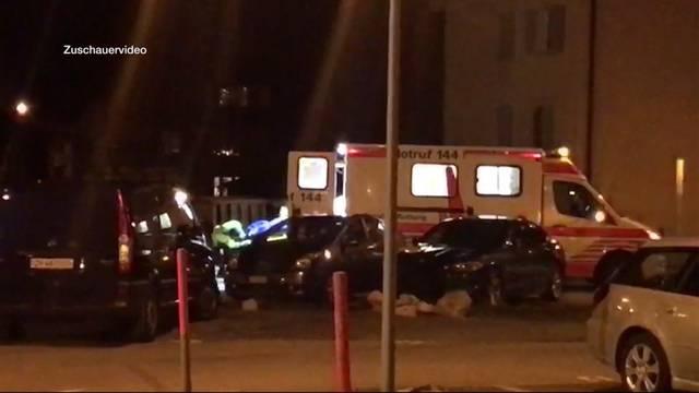Ein Toter und zwei Verletzte in Hedingen