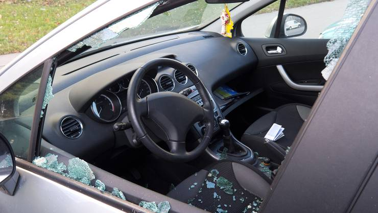 In manchen Quartieren waren morgens bis zu 15 Autos aufgebrochen.