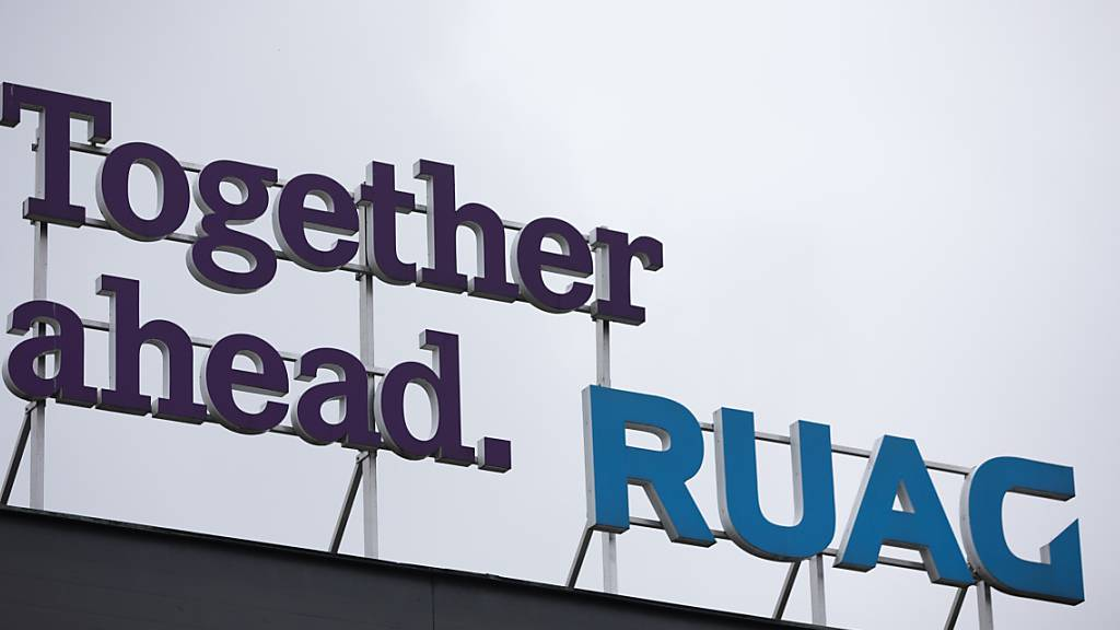 Ruag International wegen Corona noch tiefer in Verlustzone