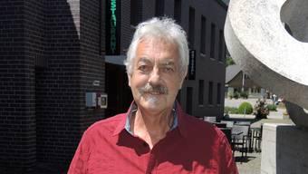 Der abtretende dienstälteste Gemeinderat Daniel Trummer