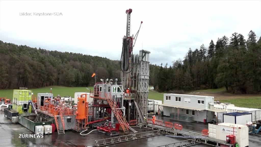Atomendlager: Probebohrungen in Zürcher Gemeinde Stadel
