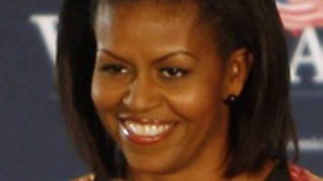 Michelle Obama gibt Ratschläge für eine gute Partnerschaft (Archiv)