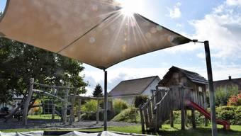 Nicht bei allen herrscht eitel Sonnenschein: Der Kleinkinderspiel- und Begegnungsplatz sorgt auch für Zündstoff.