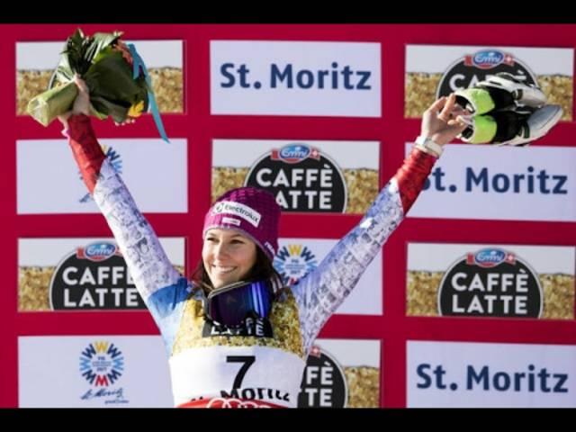 Wendy Holdener - Ihr erster und zweiter Lauf im Slalom - WM in St. Moritz - 18.02.2017