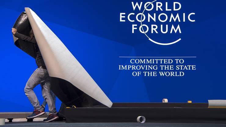 Wie weiter mit der Weltwirtschaft? Schweizer Top-Manager sind skeptisch.