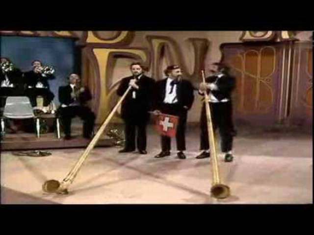 First Harmonic Brass Band bei Am laufenden Band 1975