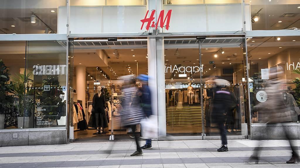 H&M erzielt im dritten Quartal einen Gewinnsprung