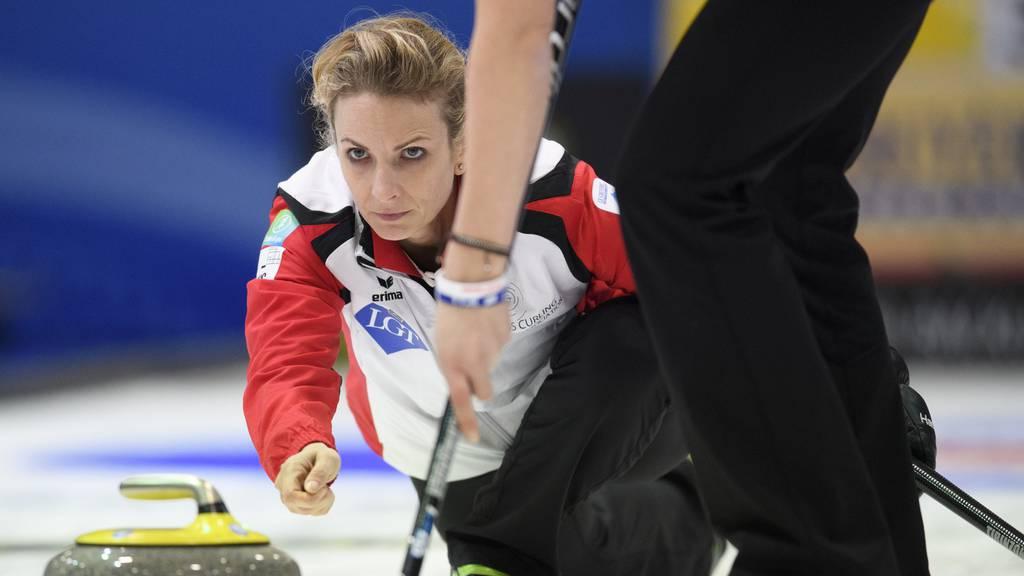 Aargauer Curlerinnen für Peking selektioniert