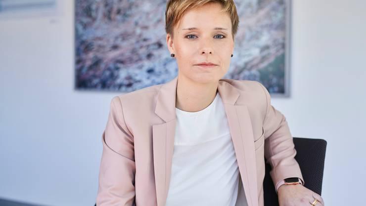 Ladina Heimgartner wird bei Ringier Head Global Media und CEO der heimischen «Blick»-Gruppe.