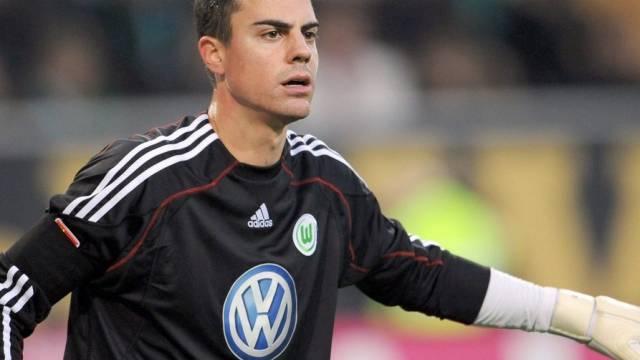 Diego Benaglio zurück auf dem Trainingsplatz