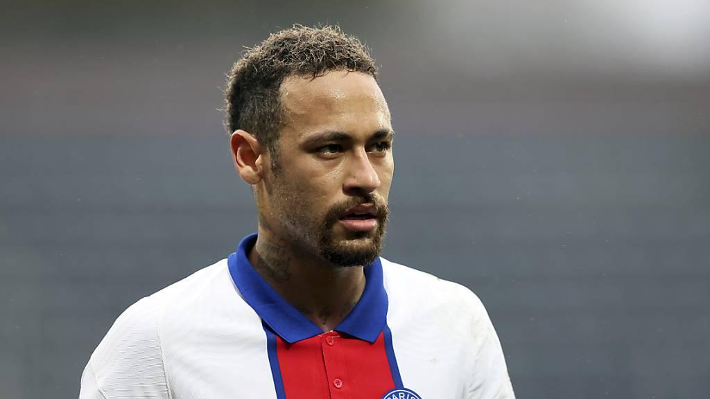 Neymar ein weiteres Mal verletzt