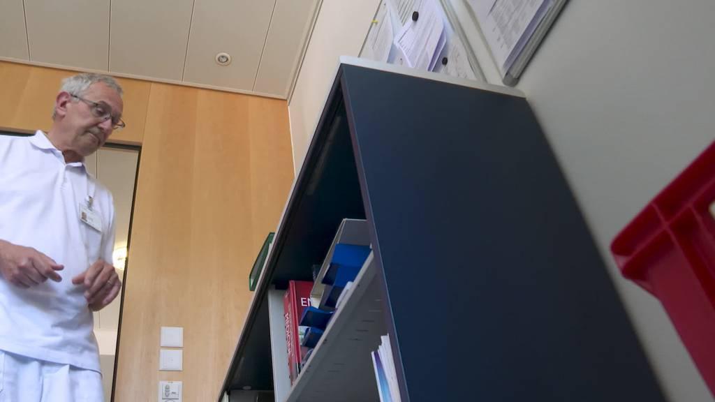 Aufbruchstimmung: Appenzell rüstet sich für Spital-Light