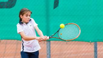 Tanja Siegrist aus Schöftland mit erfolgreichem Start in der Kategorie TE/U14.